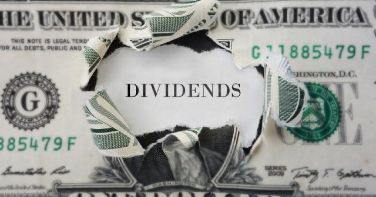 Creating a Dividend Collection Machine